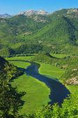 Rijeka Crnojevica — Stock Photo
