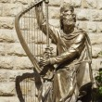 King David — Stock Photo #50263905