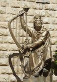 King David — Stock Photo