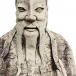 Statue from buddhist temple — Stock Photo #51418329