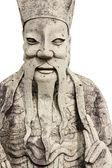 仏教寺院出土の像 — ストック写真