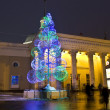 Moscow, Christmas tree — Stock Photo #12699272