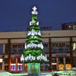 Christmas tree, Moscow — Stock Photo #12699940