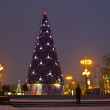 Christmas tree, Moscow — Stock Photo #13281797