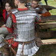 Vikings, historical festival — Stock Photo