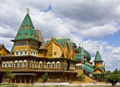 Moscow, Kolomenskoye palace — Stock Photo