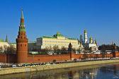 Moscú kremlin — Foto de Stock