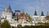 Moskova, vernisage izmaylovo — Stok fotoğraf
