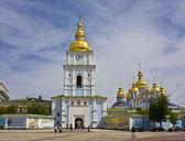 Kiew, ukraine, mihaylovskiy kloster — Stockfoto