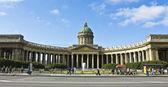 St. Petersburg, Kazanskiy cathedral — Stock Photo