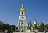Kiev, catedral de sofiyskiy — Fotografia Stock
