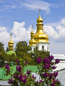 Kiev, Kievo-Pecherskaya lavra monastery — Stock Photo