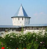 この prilutskiy 修道院、ヴォログダ, ロシア — ストック写真