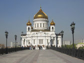Cathedral of Jesus Christ, Moscow — Stock Photo