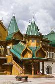 Moscow, Kolomenskoye palace — Zdjęcie stockowe