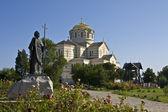 Cathedral of St. Vladimir, Sevastopol — Stock Photo