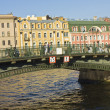 St. Petersburg, bridge — Stock Photo #16959873