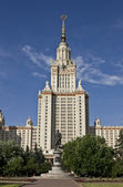 Moscow, University — Stockfoto