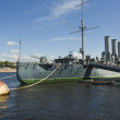 "St. Petersburg, cruiser ""Aurora"" — Stock Photo #17603495"