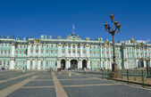 St. Petersburg, Winter palace (Hermitage) — Stock Photo