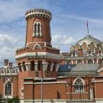 Moscow, Petrovskiy palace — Stock Photo #17686035