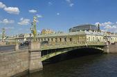 Sint-petersburg, st. panteleymonov brug — Stockfoto