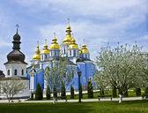 Monasterio de kiev, ucrania, mihaylovskiy — Foto de Stock