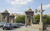 St. Petersburg, Lomonosov bridge — Stock Photo
