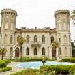 "Stock Photo: Palace in Gaspr""Romantic Alexandria"", Crimea"