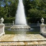 """Peterhof, fountain """"Pyramid"""" — Stock Photo #18445945"""