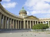 San petersburgo, catedral kazanskiy — Foto de Stock