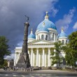 St. Petersburg, Trinity Izmaylovskiy cathedral — Stock Photo #18502075