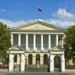 Stock Photo: St. Petersburg, Smolny institute