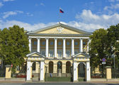 St. Petersburg, Smolny institute — Stock Photo