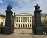 St. Petersburg, Russian museum (Michael — Stock Photo