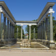 Peterhof, fountain &quot;Lion cascade&quot; - Foto Stock