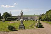 Moscow, Kuskovo palace — Stock Photo