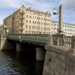 St. Petersburg, Alarchin bridge - Stock Photo