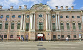 St. Petersburg, Stroganov's palace — Stock Photo