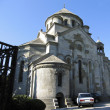 Yalta, church of St. Ripsime - Stock Photo