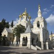 Stock Photo: Cathedral of Alexaner Nevsky, Yalta