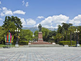 Yalta, crimea — Foto de Stock