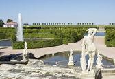 Peterhof, rusia — Foto de Stock
