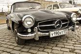 Mercedes benz — Stock Photo