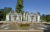 Peterhof, fountain — Stock Photo
