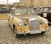 Mercedes benz — Foto de Stock