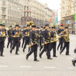 Orchestra from France on international festival in Moscow — Stock Photo #31289225