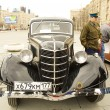 Постер, плакат: Rally of classical cars Moscow