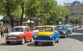 Cars Zaporozhets — Stock Photo