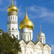 Stock Photo: Moscow, Kremlin cathedrals